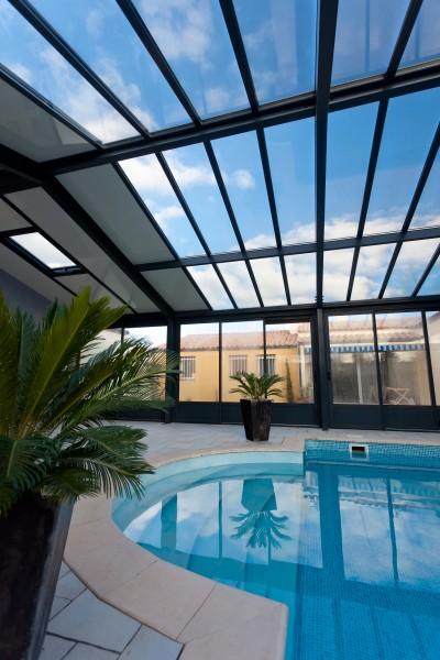 Couverture de piscine